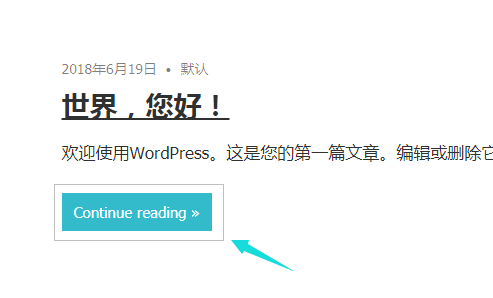 wordpress英文语言包